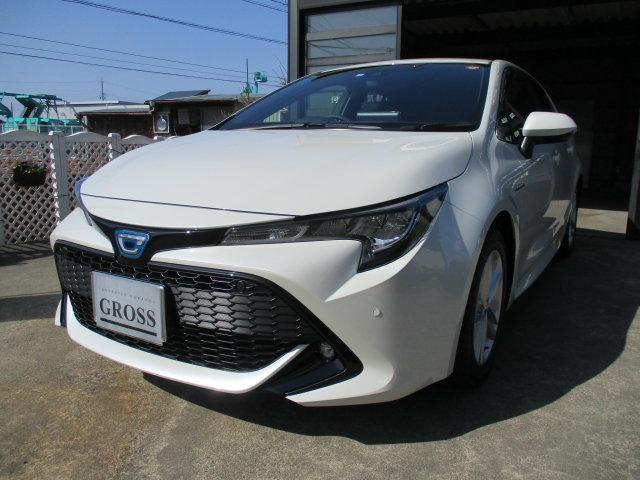 トヨタ カローラスポーツ ボディコーティング G'ZOX